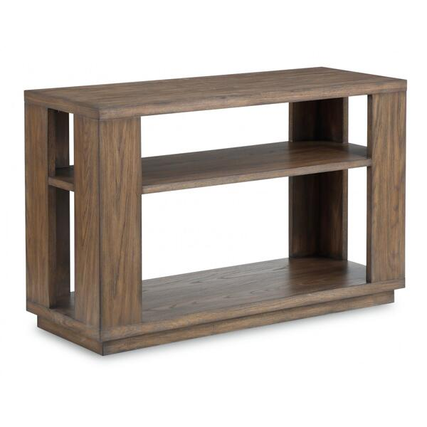 Maximus Sofa Table with Shelving