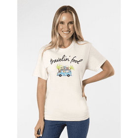 Travellin' Fool T-Shirt - M
