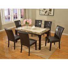 7886-7763 7PC Dining Room SET