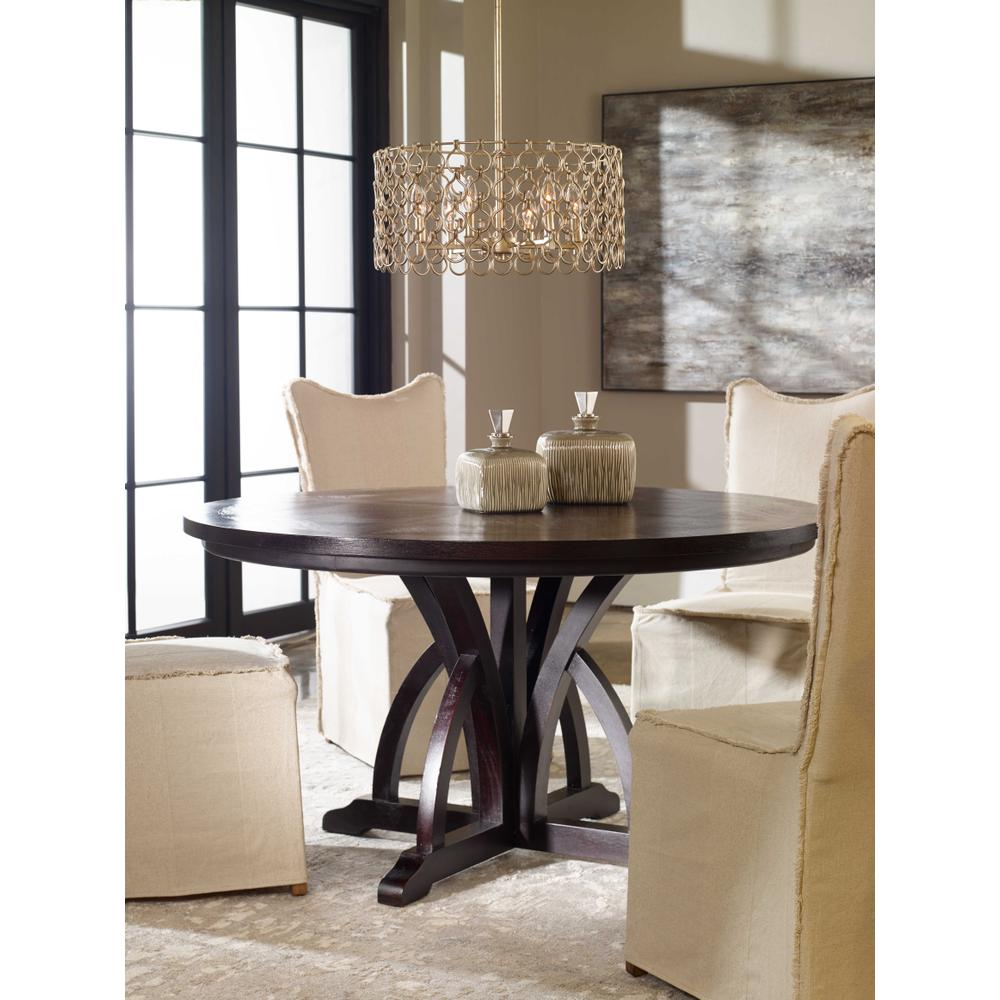 ICON Furniture & Art - Uttermost - Maiva Dining Table 5 CARTONS in