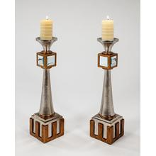 """View Product - Candle Holder 5x5x20.5"""""""