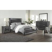 Kaydell King Upholstered Panel Bed