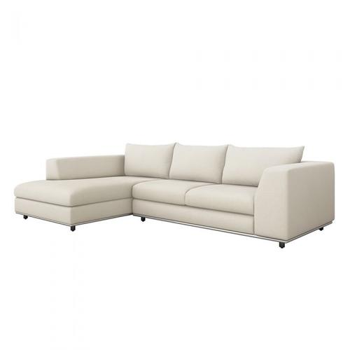 Comodo Left Chaise 2 Piece Sectional