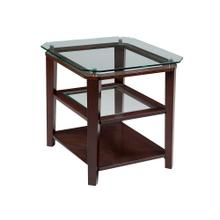 Ellerbe Rectangular End Table