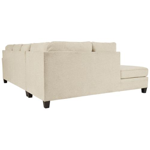 Ashley Millennium - Abinger 2-piece Sleeper Sectional With Chaise