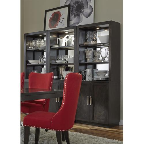 Liberty Furniture Industries - Curio Hutch