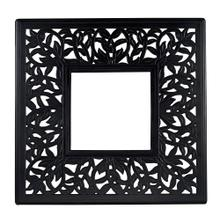 """See Details - Napa 42"""" Square Fire Table Top with Burner Cover"""