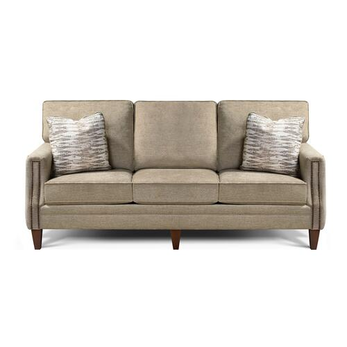 Alexvale - V2505N Sofa with Nails