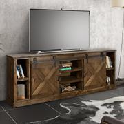 "Farmhouse 85"" TV Console AWY Product Image"