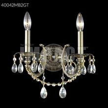 Monaco Cast Brass Wall Sconce / Vanity