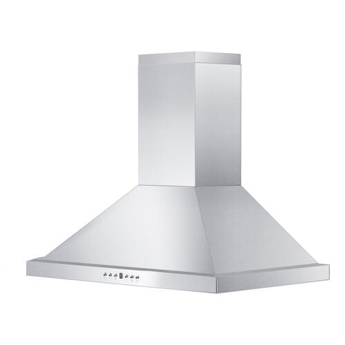 ZLINE Convertible Vent Wall Mount Range Hood in Stainless Steel (KB) [Size: 30 Inch]