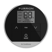 Furrion CHILL Single Zone Basic Wall Thermostat - Black