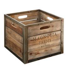 MAGNOLIA FARMS PRODUCE CRATE 1
