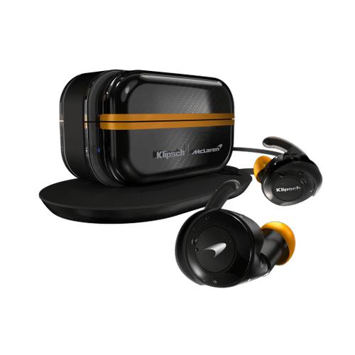 Klipsch - T5 II TRUE WIRELESS SPORT McLAREN EDITION EARPHONES