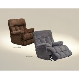 Pwr Headrest/Lumbar Pwr Lay Flat Recliner w/Heat & Massage