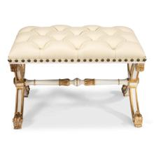 Gold Glamour Stool