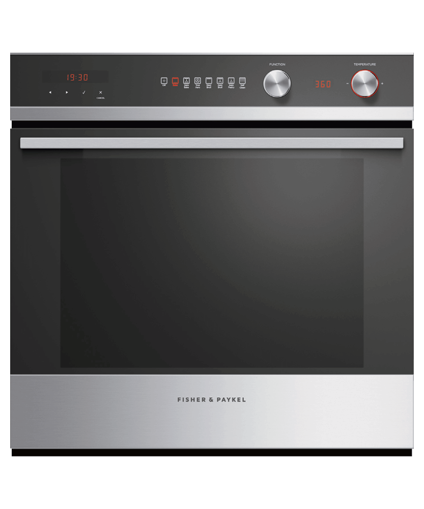 """Fisher & PaykelOven, 24"""", 7 Function, Self-Cleaning"""