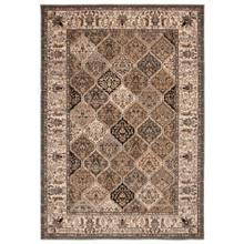 "Liora Manne Fresco Panel Indoor/Outdoor Rug Neutral 4'10"" x 7'6"""
