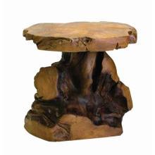 TF-0648-18 Small Sierra Side Table/Stool