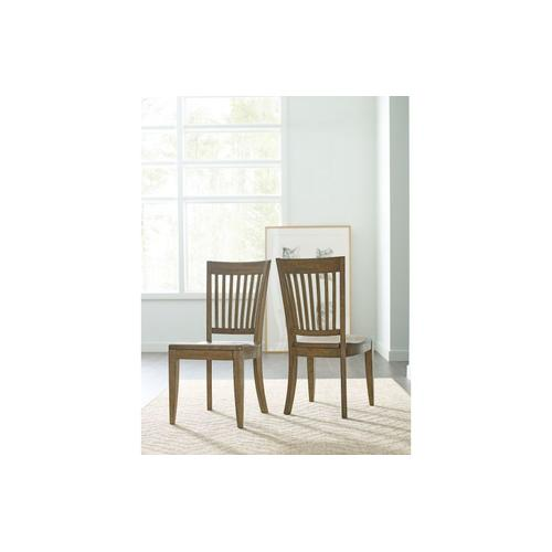 Gallery - Wood Seat Side Chair