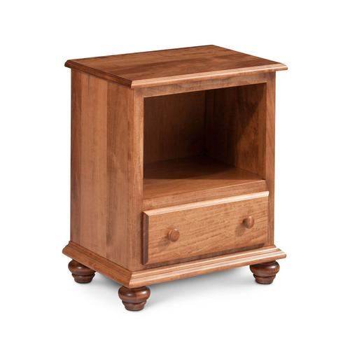 Georgia Nightstand with Opening