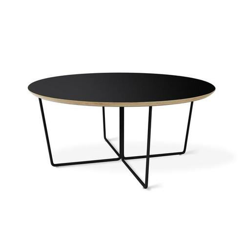 Array Coffee Table - Round Black