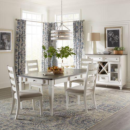 Optional 5 Piece Rectangular Table Set