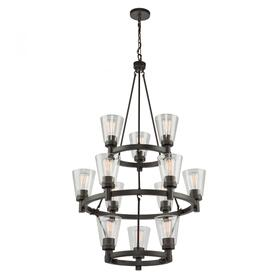 Clarence AC10762OB Chandelier