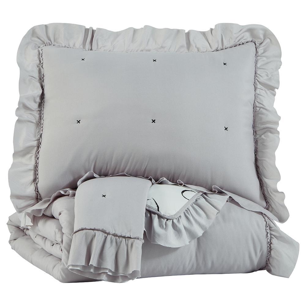 Hartlen Full Comforter Set