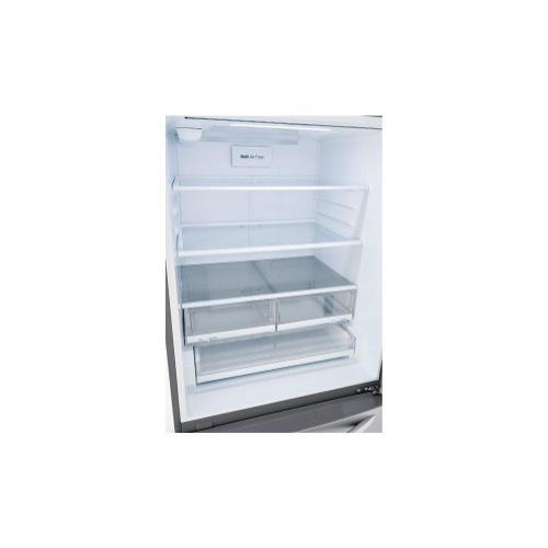 LG - 26 cu. ft. Bottom Freezer Refrigerator