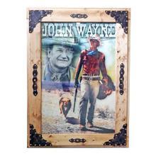 John Wayne & Companion