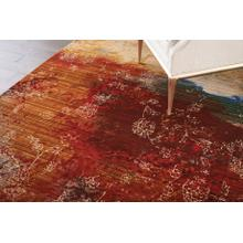 Rhapsody Rh016 Autum Rectangle Rug 5'6'' X 8'