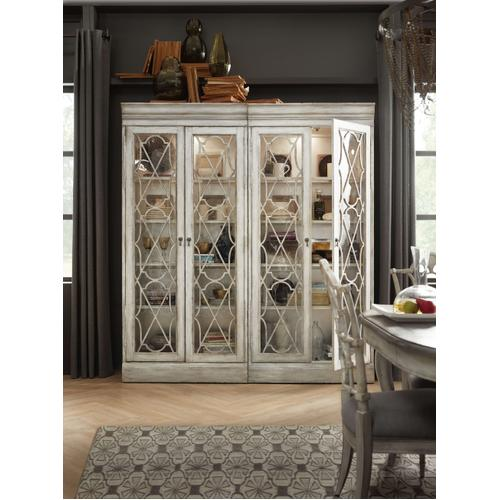 Arabella Bunching Display Cabinet