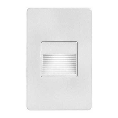 White Rectangle In/outdoor 3w LED Wall L
