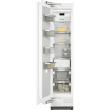 Miele MasterCool ™ 18 Inch Smart Freezer Column with WifiConnect - Floor Model