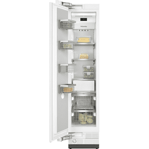 MieleF 2411 Vi - MasterCool™ freezer For high-end design and technology on a large scale.