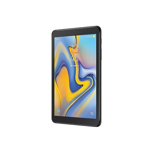 """Samsung - Galaxy Tab A 8.0"""", 32GB, Black (AT&T)"""