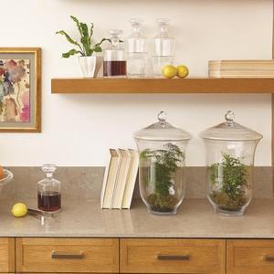 Grande Seeded Lidded Jar