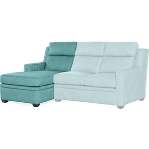 Bradington Young Raymond LAF Stationary Chaise 8-Way Hand Tie - Two Pc Back 201-41-2