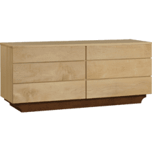 Custom 6-Drawer Dresser