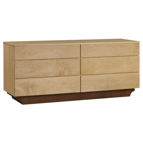 Keystone Collections - Custom 6-Drawer Dresser