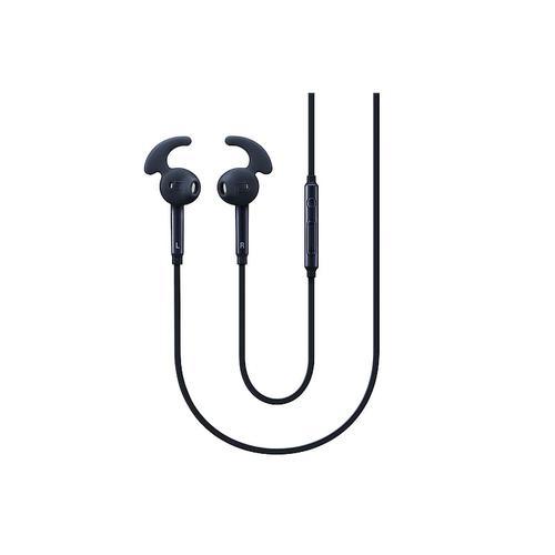 In-Ear Headphones + Black 2.1A Battery Pack