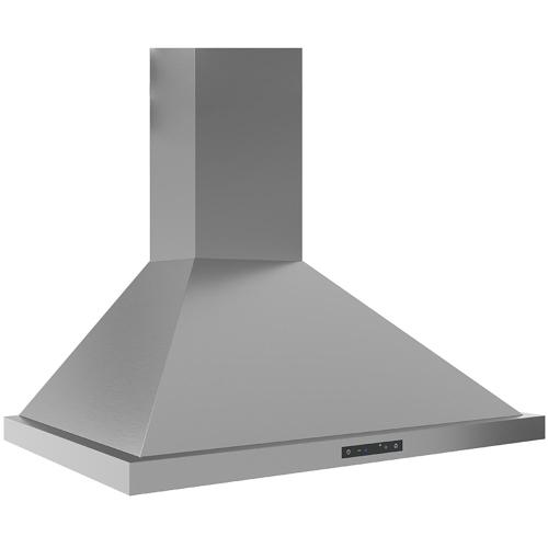 """Gallery - 36"""" Ombra Wall Hood Stainless ACT"""