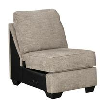 Bovarian Armless Chair