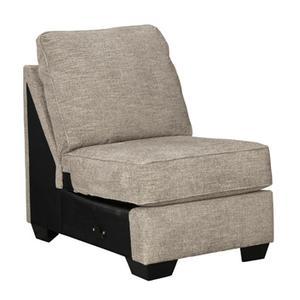 Bovarian Armless Chair