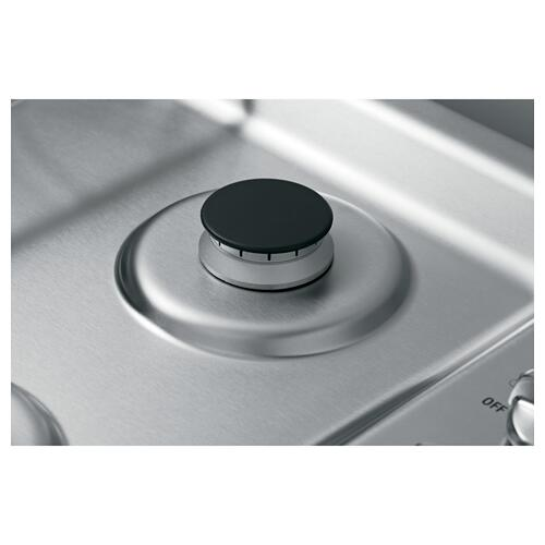"GE® 30"" Built-In Gas Cooktop-Internet pricing-Mentio you saw it here!"