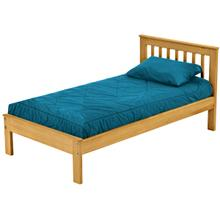 Mission Bed, Twin, extra-long