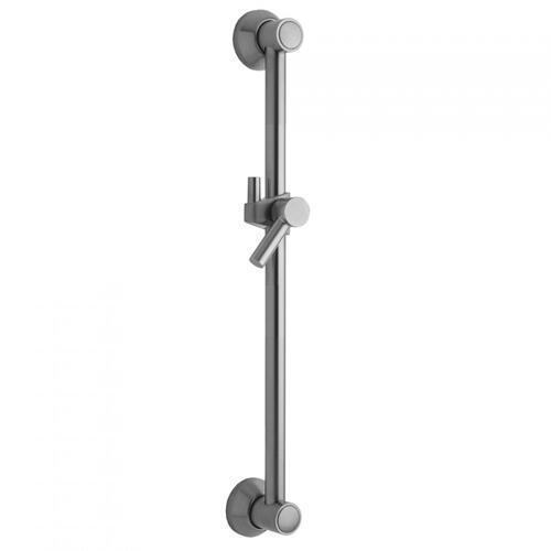 "Jaclo - Antique Brass - 30"" Pin Mount Low Profile Wall Bar"