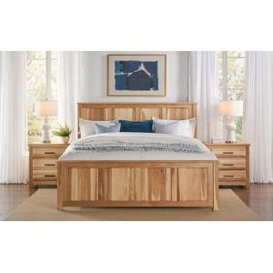 A AmericaCK PANEL BED