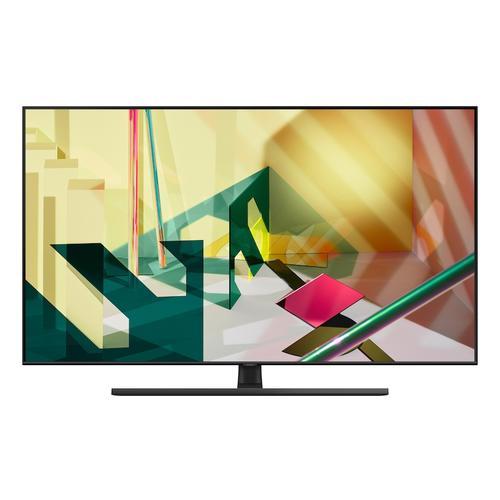 "Samsung - 55"" Class Q7DT QLED 4K UHD HDR Smart TV (2020)"